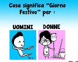 Differenza tra uomini e donne