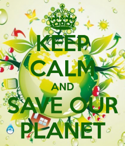 green house - save the planet