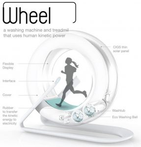 Wheel-washing-machine